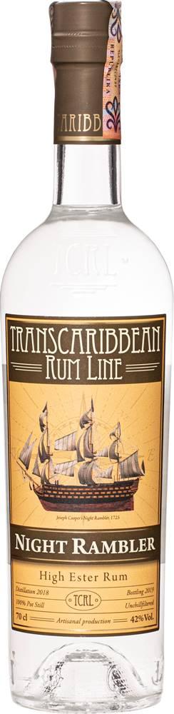 Transcontinental Rum Line Transcaribbean Rum Line Night Rambler 42% 0,7l