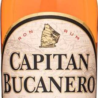 Capitan Bucanero Reserva Anejo 38% 0,7l