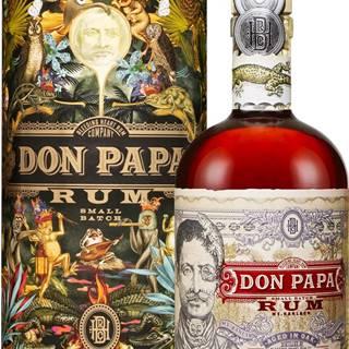 Don Papa Flora & Fauna 40% 0,7l