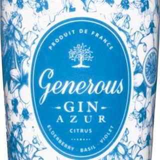 Generous Gin Azur 40% 0,7l
