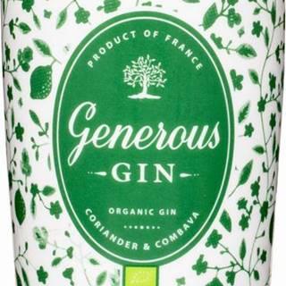 Generous Gin Organic 44% 0,7l