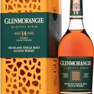 Glenmorangie Quinta Ruban 14 ročná 46% 0,7l