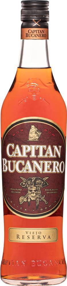 Capitan Bucanero Capitan Bucanero Viejo Reserva 38% 0,7l