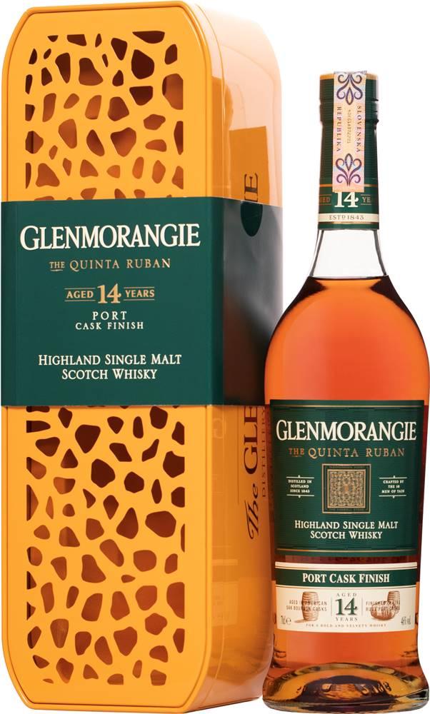 Glenmorangie Glenmorangie Quinta Ruban 14 ročná 46% 0,7l