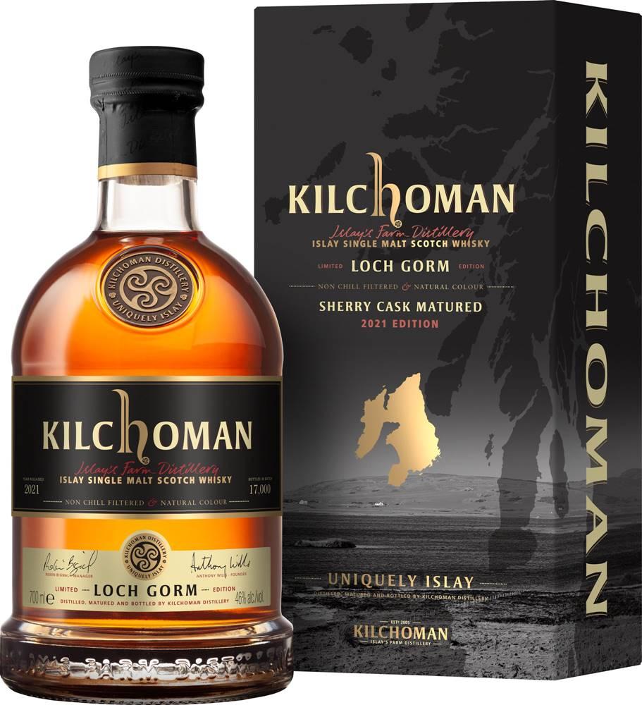 Kilchoman Kilchoman Loch Gorm 2021 46% 0,7l