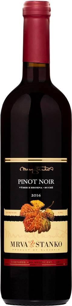 Mrva & Stanko Mrva & Stanko Pinot Noir 2016 13% 0,75l