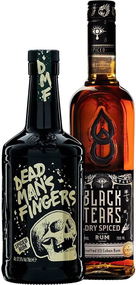 Dead Man's Fingers Set Black Tears + Dead Man&