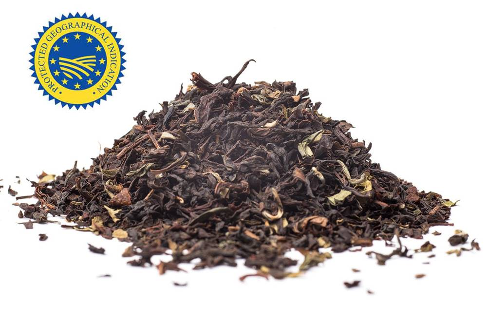 Manu tea DARJEELING TGFOP1 SILVERHILL - čierny čaj, 10g