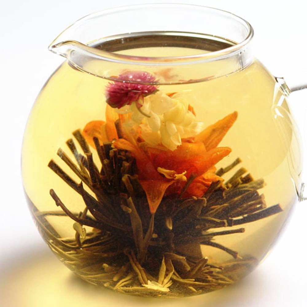 Manu tea HRUDA ZLATA - kvitnúci čaj, 10g