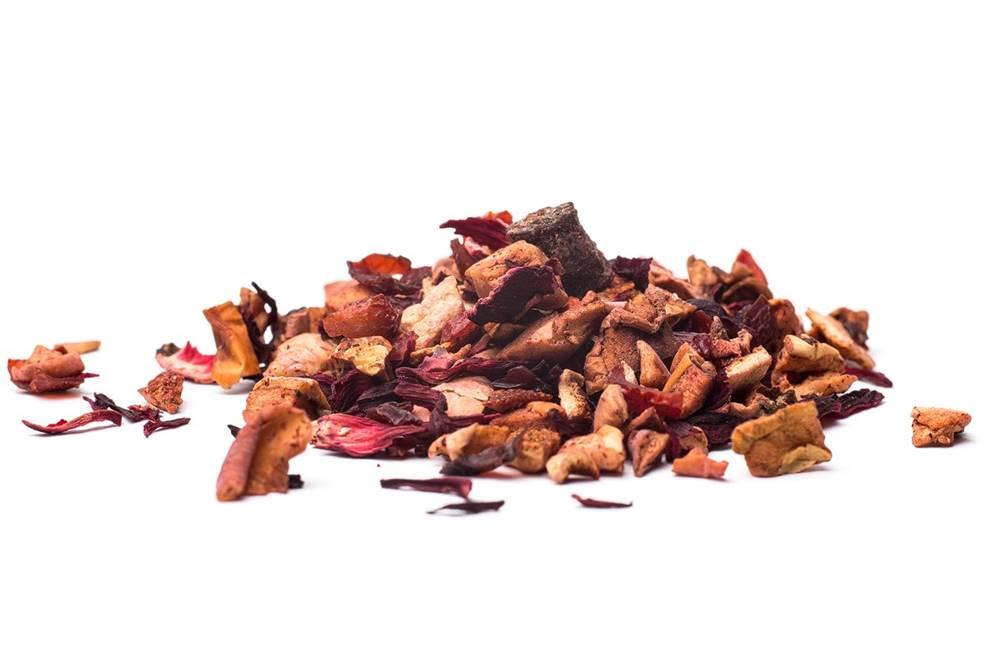 Manu tea KÚZLO BROSKYNE S MARHUĽAMI - ovocný čaj, 10g