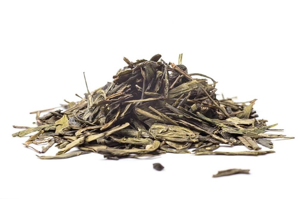 Manu tea LUNG CHING - DRAČIA STUDŇA - zelený čaj, 10g