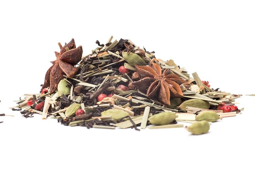 Manu tea MASALA CHAI - čierny čaj, 10g