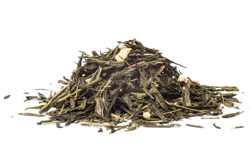 Manu tea SENCHA CITRÓNOVÁ - zelený čaj, 10g
