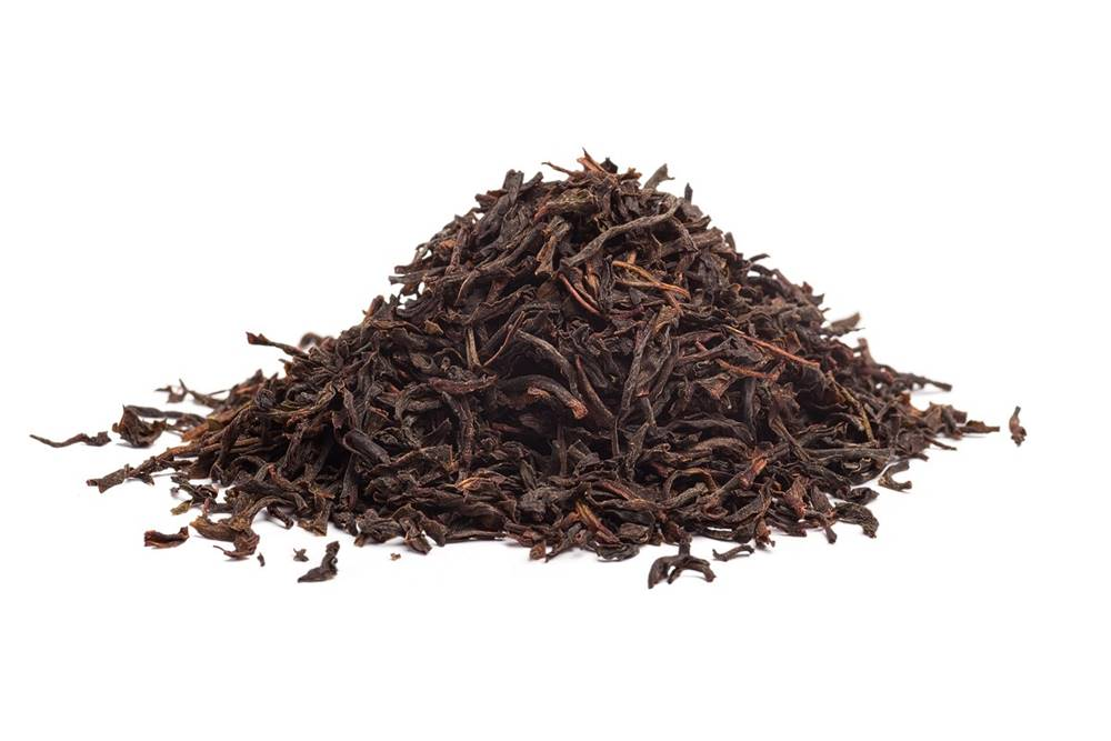 Manu tea CEYLON OP HG LOVERS LEAP NUWARA ELIYA - čierny čaj, 10g