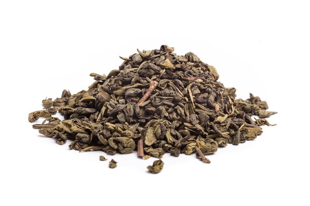 Manu tea CHINA GUNPOWDER 1st GRADE BIO - zelený čaj, 10g