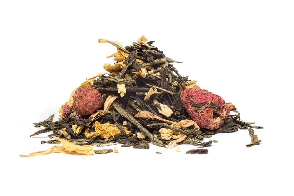 Manu tea DRAK ŠŤASTIA (BIO) - zelený čaj, 10g