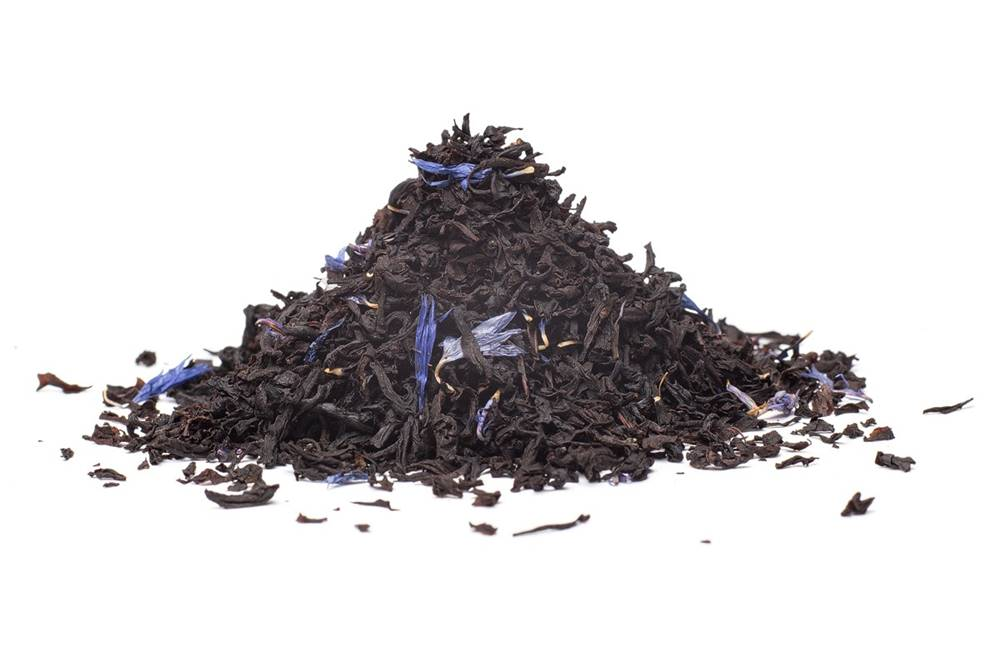 Manu tea EARL GREY - NEBESKÝ KVET - čierny čaj, 10g