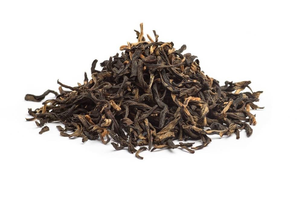 Manu tea GOLDEN YUNNAN SUPERIOR BIO - čierny čaj, 10g