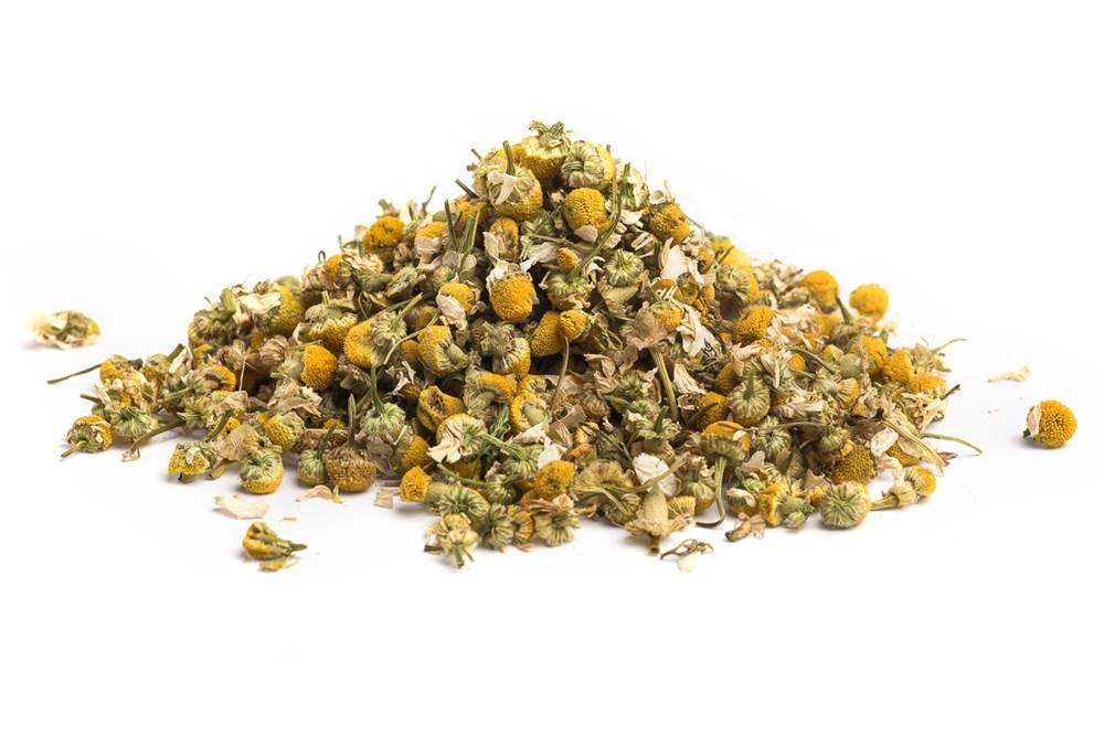Manu tea HARMANČEK PRAVÝ  (Matricaria chamomilla) - KVET, 10g