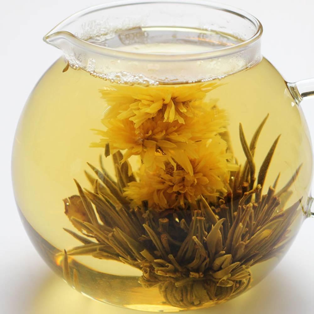 Manu tea KVITNÚCA PÚPAVA - kvitnúci čaj, 10g