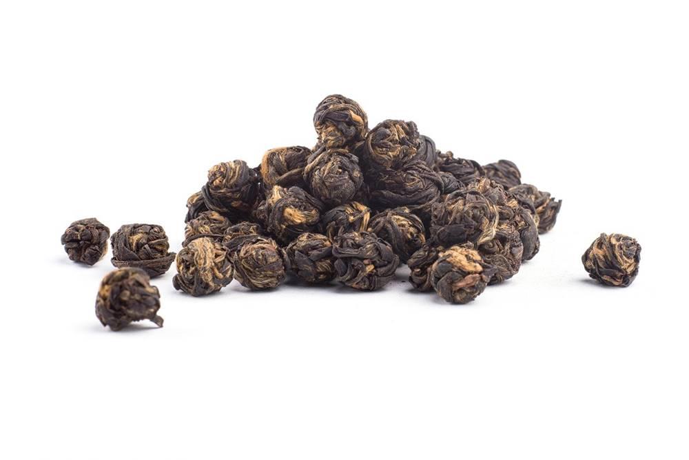 Manu tea LONG ZHU BLACK - čierny čaj, 10g