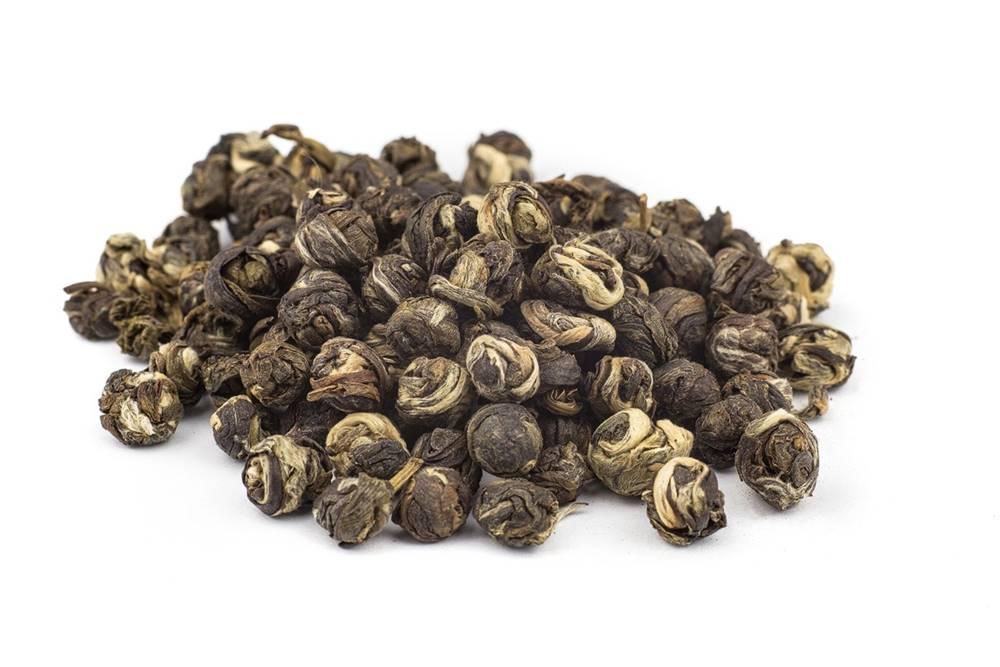 Manu tea LONG ZHU GREEN - zelený čaj, 10g
