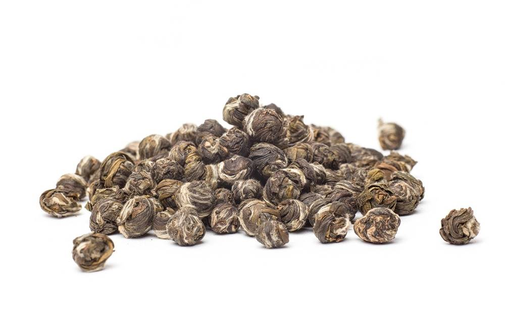 Manu tea LONG ZHU JAZMÍNOVÝ - zelený čaj, 10g