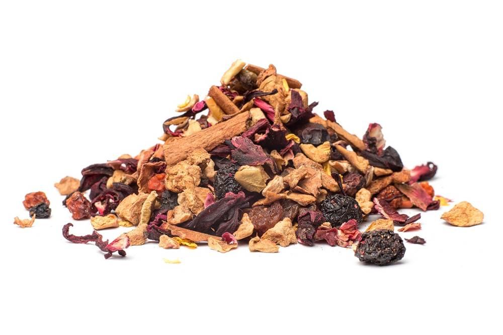 Manu tea VIANOČNÝ KOLÁČ - ovocný čaj, 10g