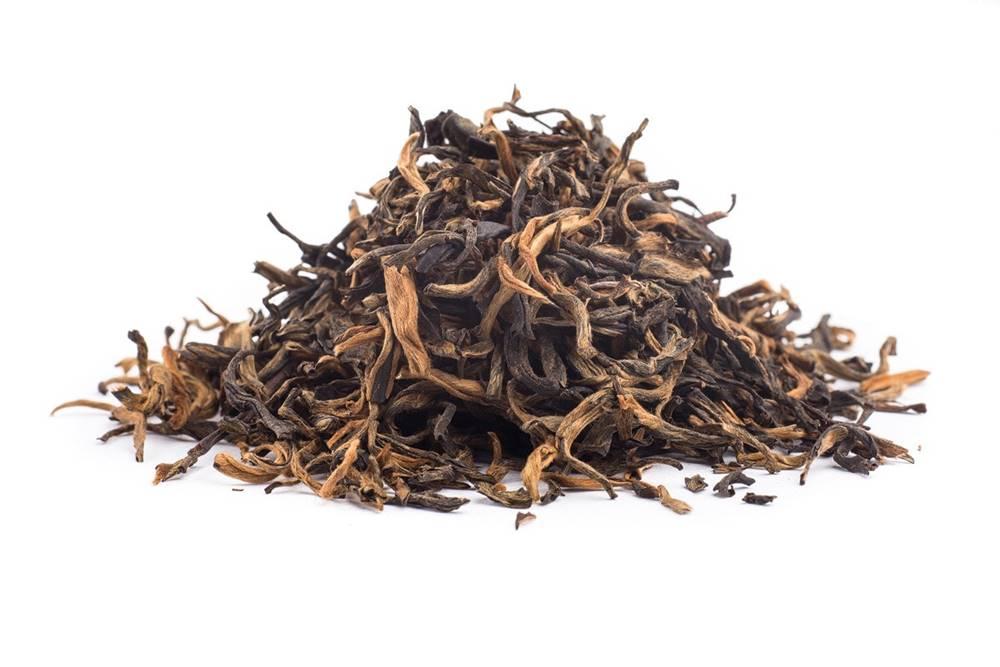 Manu tea YUNNAN BLACK MAO FENG - čierny čaj, 10g
