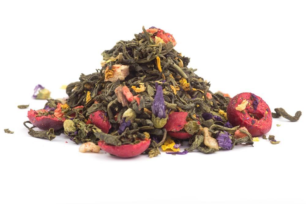 Manu tea ANJELSKÉ OVOCIE - zelený čaj, 10g