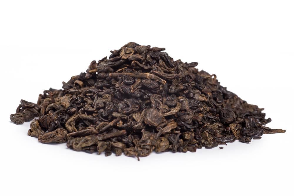Manu tea BLACK GUNPOWDER - čierny čaj, 10g