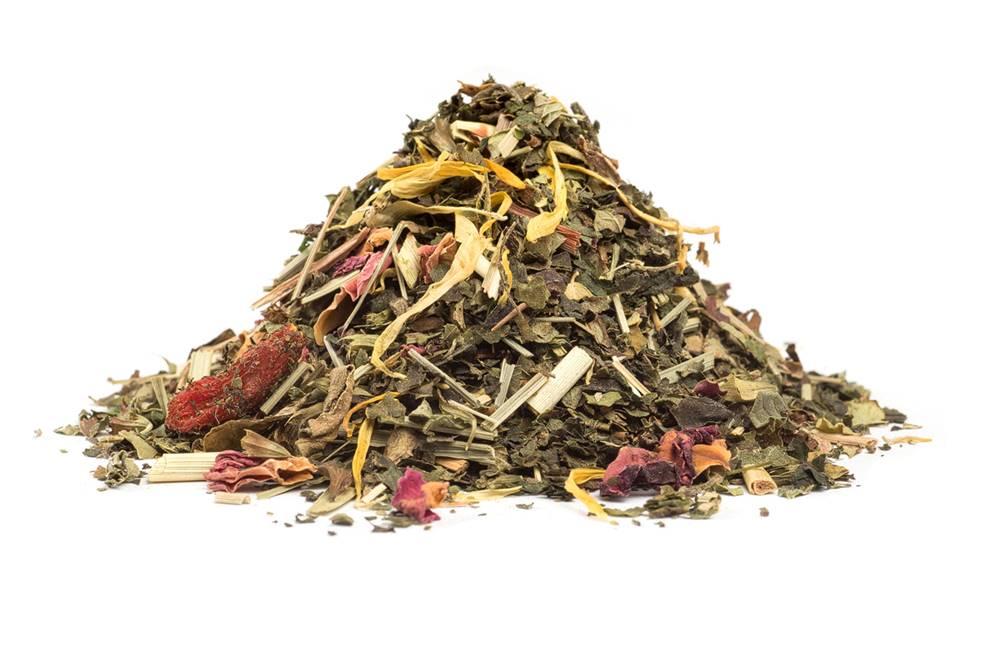 Manu tea BYLINNÁ ZMES MORINGA S MATCHOU, 10g