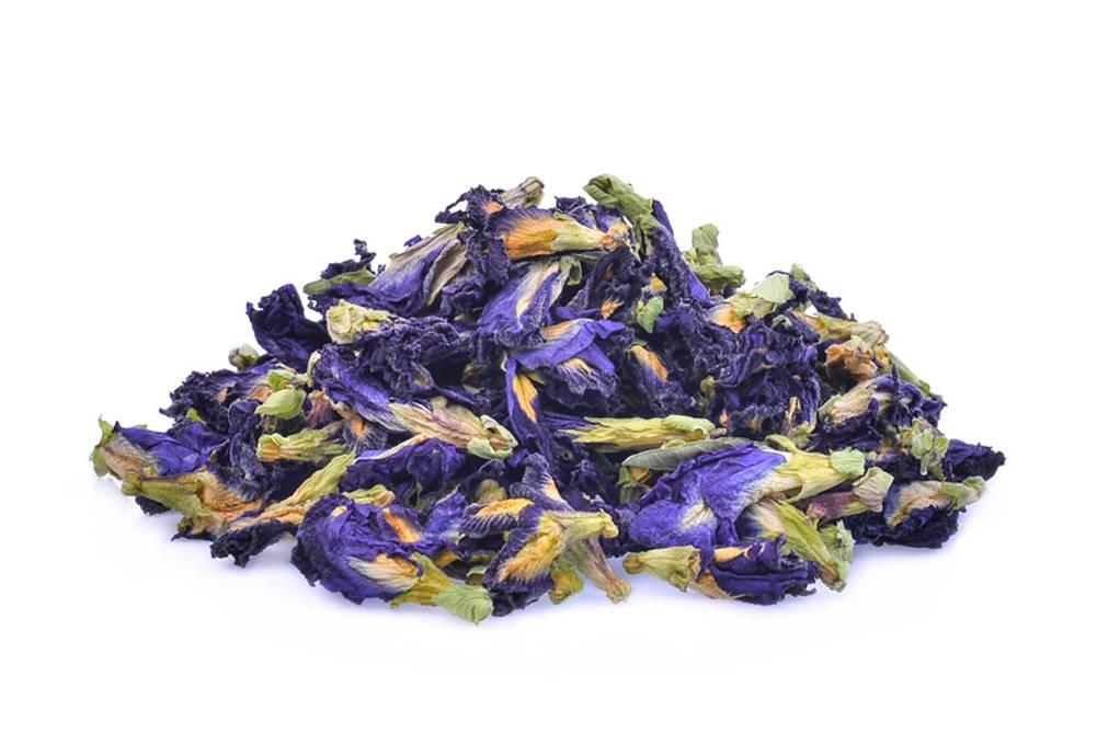 Manu tea MODRÝ ČAJ - bylina (Clitoria ternatea), 10g