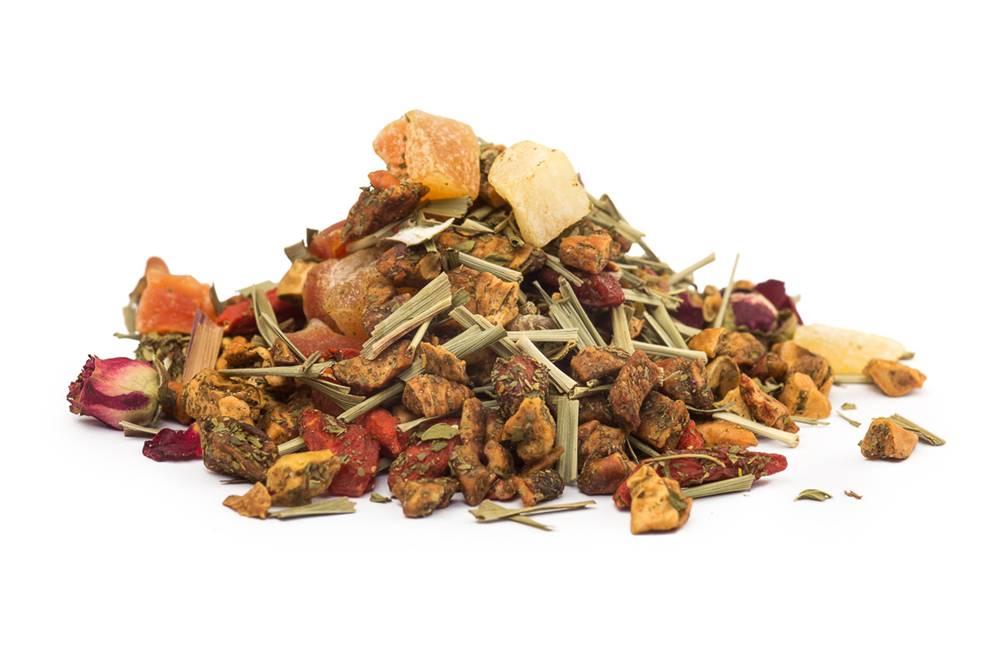 Manu tea OSVIEŽUJÚCA MÄTA S PRÍCHUŤOU MANGA - ovocný čaj, 10g