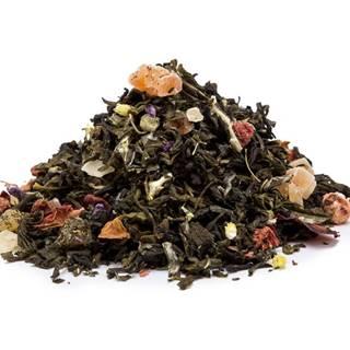 ČERVENÉ RÍBEZLE S JAHODOU - biely čaj, 10g