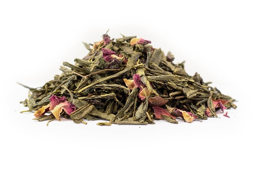 Manu tea ČEREŠŇOVÉ OPOJENIE - zelený čaj, 10g