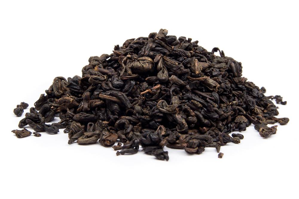 Manu tea CHINA MILK BLACK GUNPOWDER - čierny čaj, 10g
