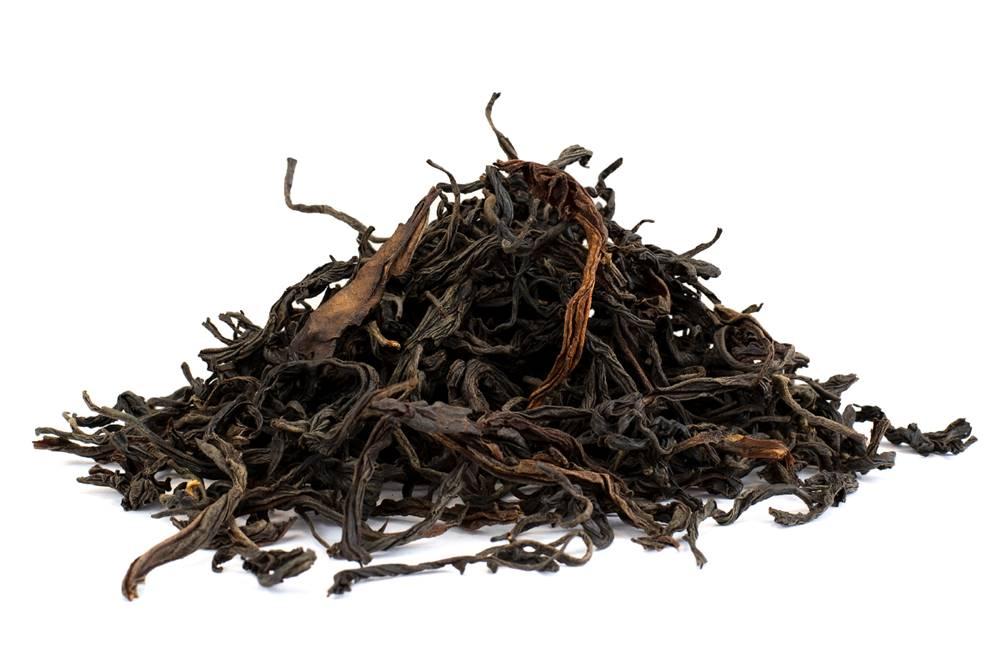 Manu tea LA CUMBRE VALLE DEL CAUCA BIO - čierny čaj, 10g