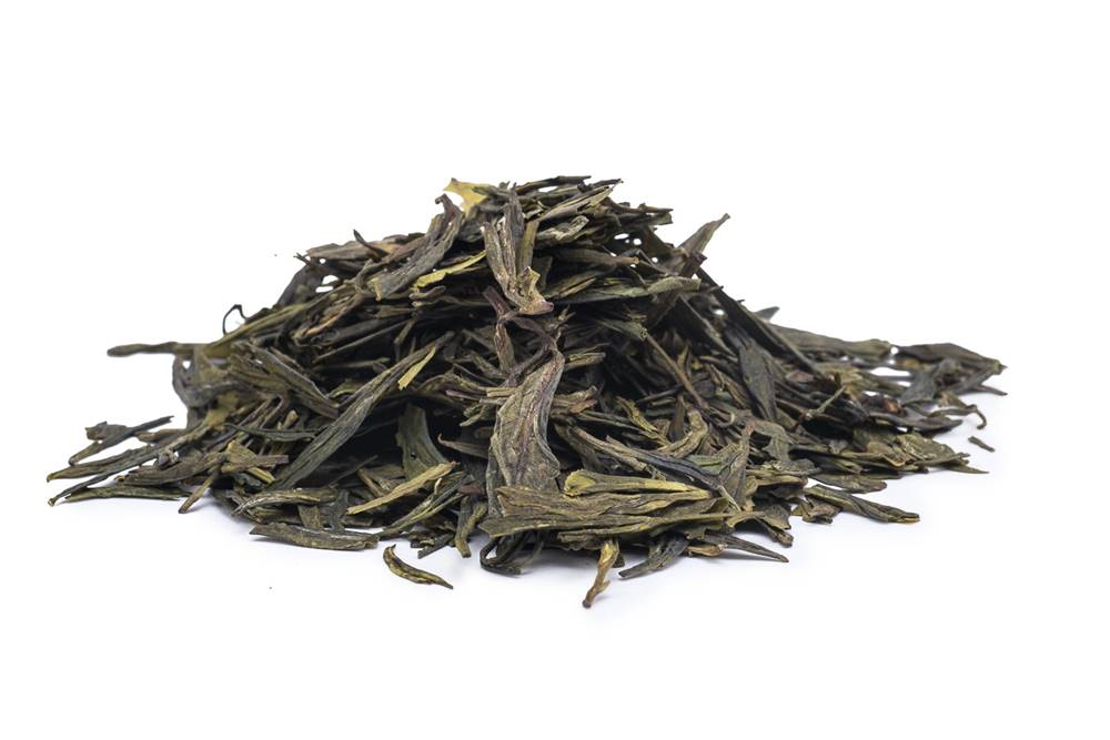 Manu tea LUNG CHING IMPERIAL GRADE - zelený čaj, 10g