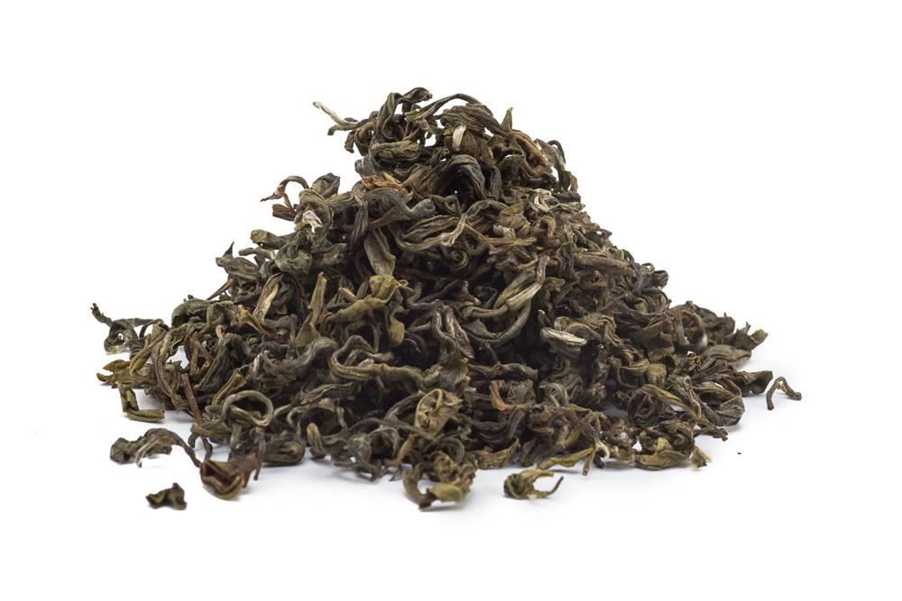 Manu tea NEPAL HIMALAYAN JUN CHIYABARI BIO - zelený čaj, 10g