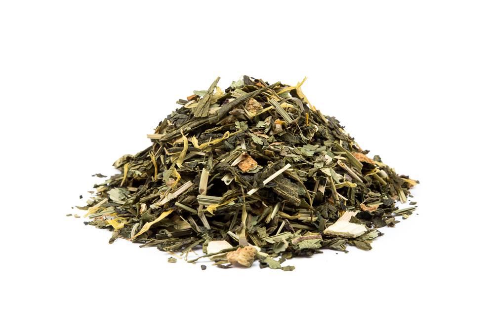 Manu tea ZDRAVÁ LYMFA BIO - zelený čaj, 10g