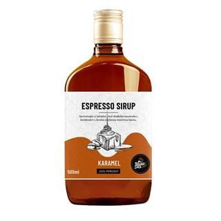 ESPRESSO SIRUP KARAMEL - 500 ml
