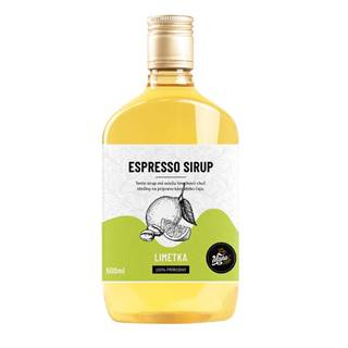ESPRESSO SIRUP LIMETA - 500 ml