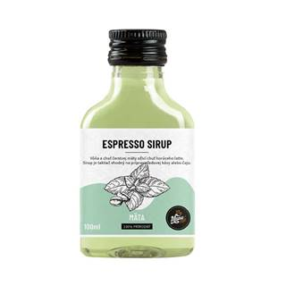 ESPRESSO SIRUP MÄTA - 100 ml