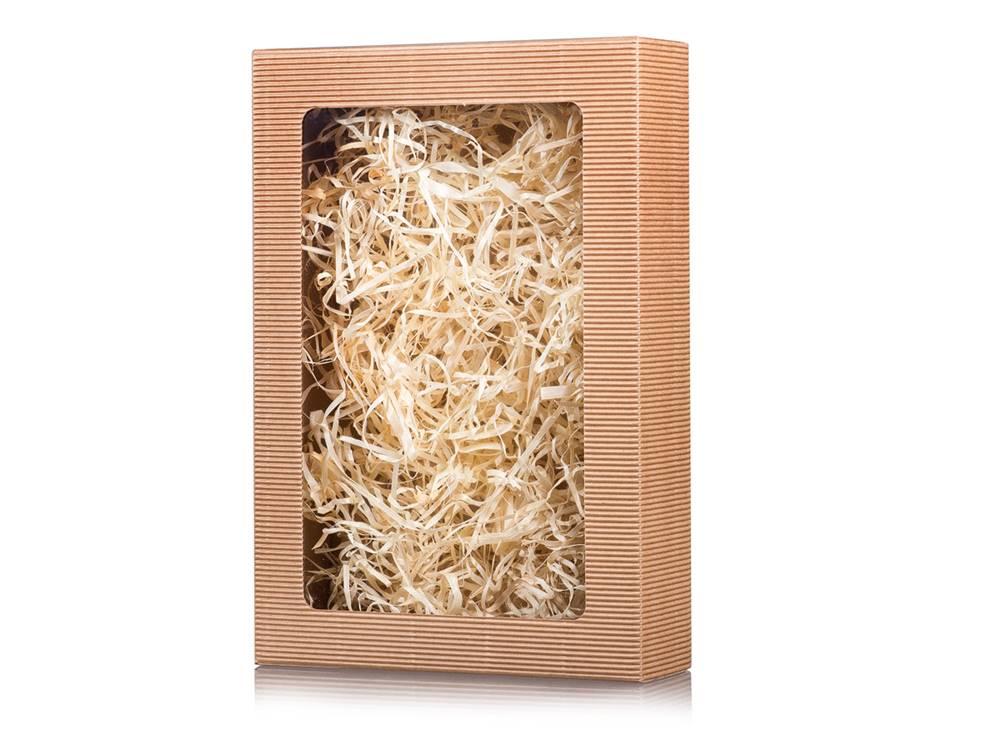 Manu cafe Darčeková krabica s priehľadom 370 x 240 x 70 mm