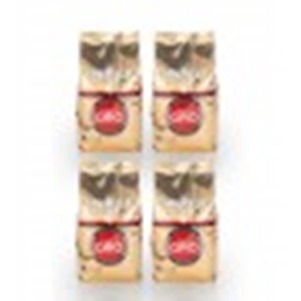 Lavazza Lavazza Qualita Oro zrnková káva 4 x 1 kg