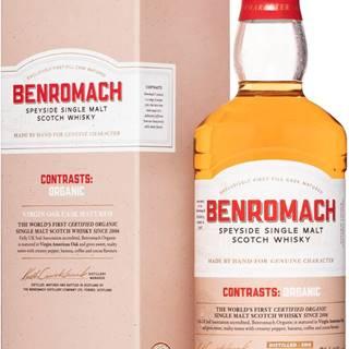 Benromach Organic 2012 46% 0,7l