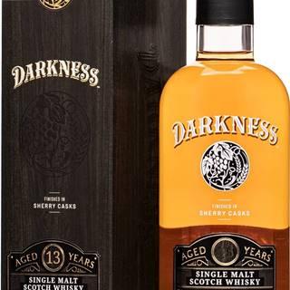 Darkness Benrinnes 13 ročná 51,1% 0,5l