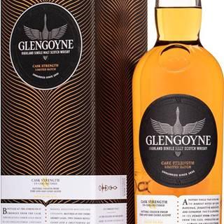 Glengoyne Cask Strength Batch 8 59,2% 0,7l