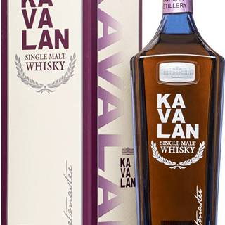 Kavalan Concertmaster Sherry Cask 40% 0,7l